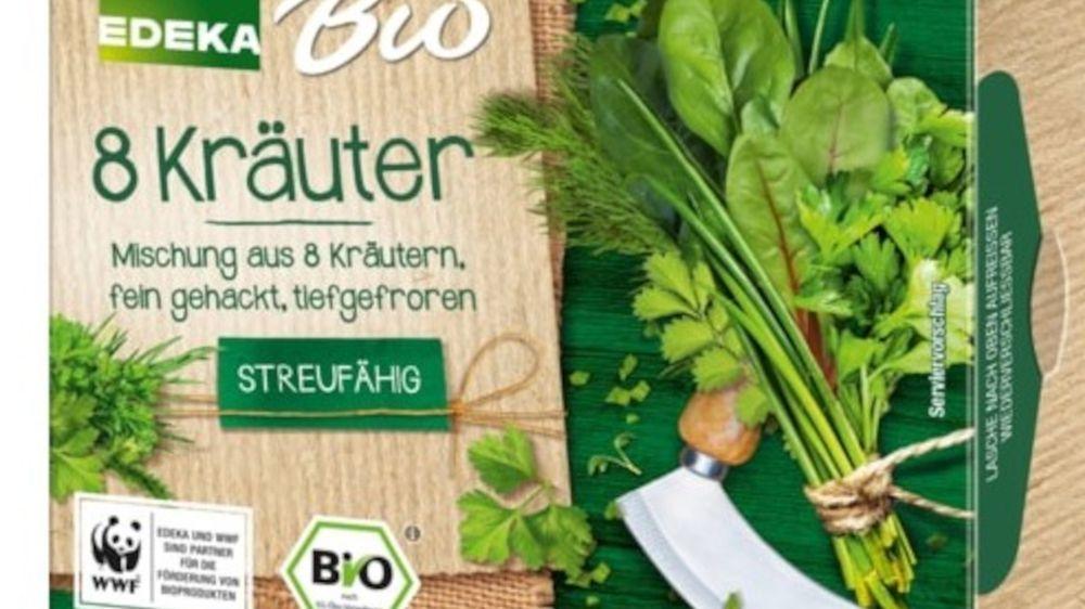Salmonellengefahr: Supermärkte rufen Tiefkühl-Kräuter zurück