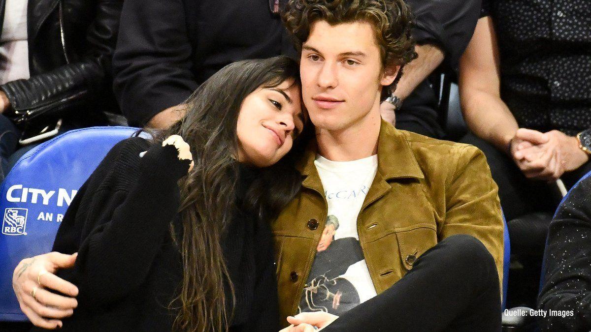 Camila Cabello: Seit wann ist sie in Shawn Mendes verliebt?
