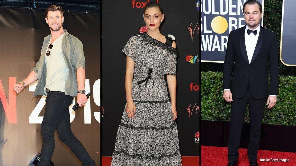 Leonardo DiCaprio & Co.: Stars spenden für Australien