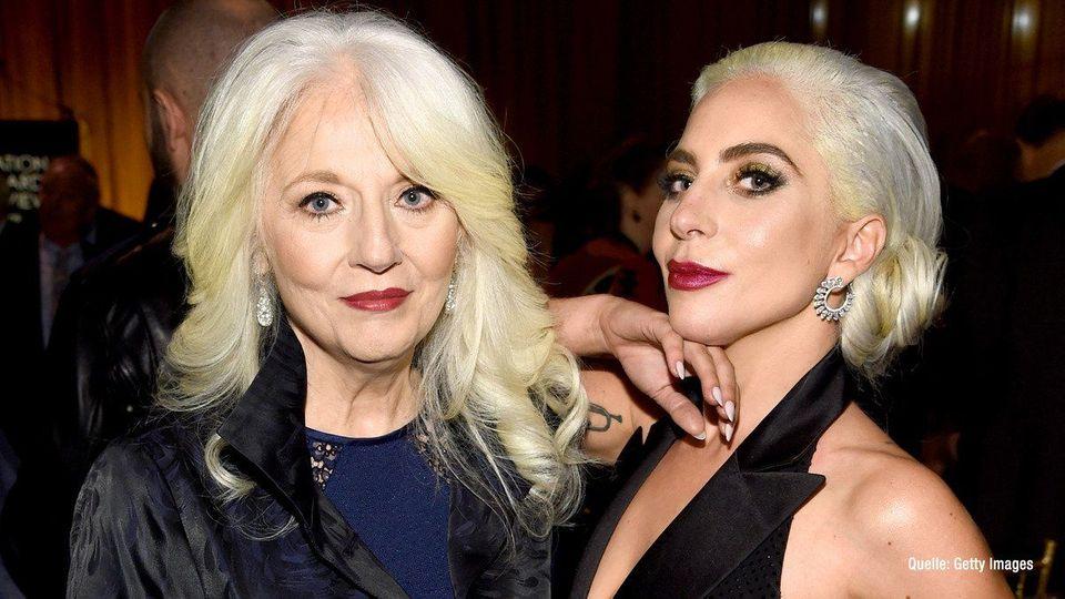 Lady Gaga: Ihre Mutter spricht über Depressionen