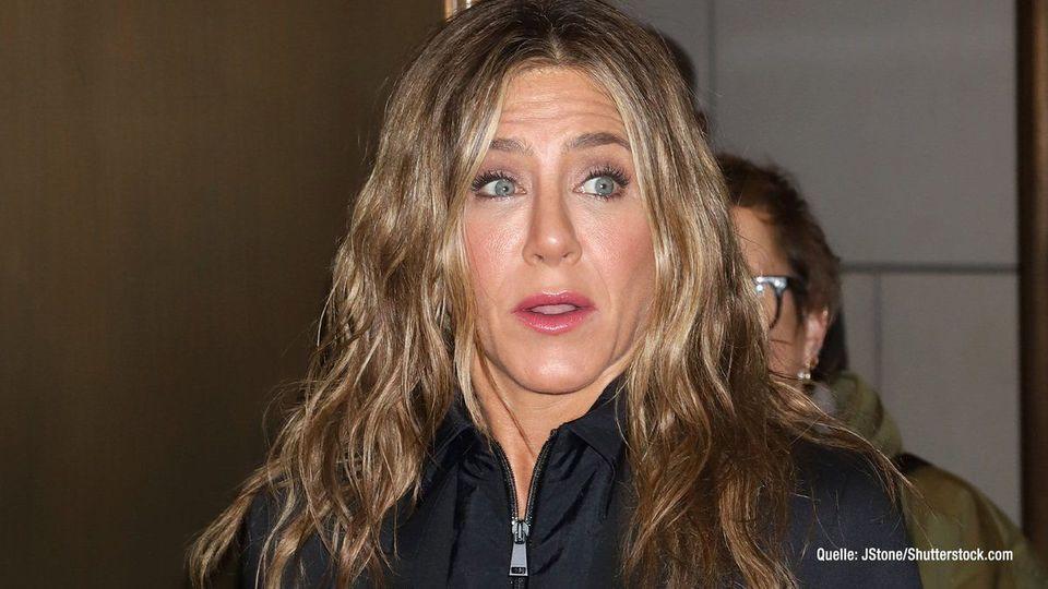 Jennifer Aniston: Große Freude über süße Geburtstagsgrüße