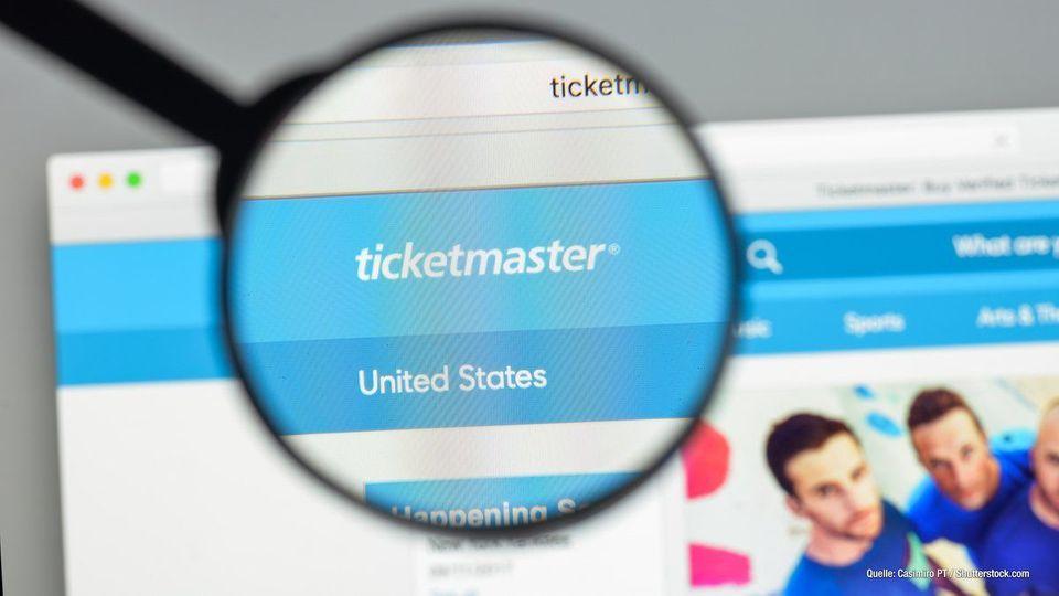 Erstattungs-Details für Events von Ticketmaster