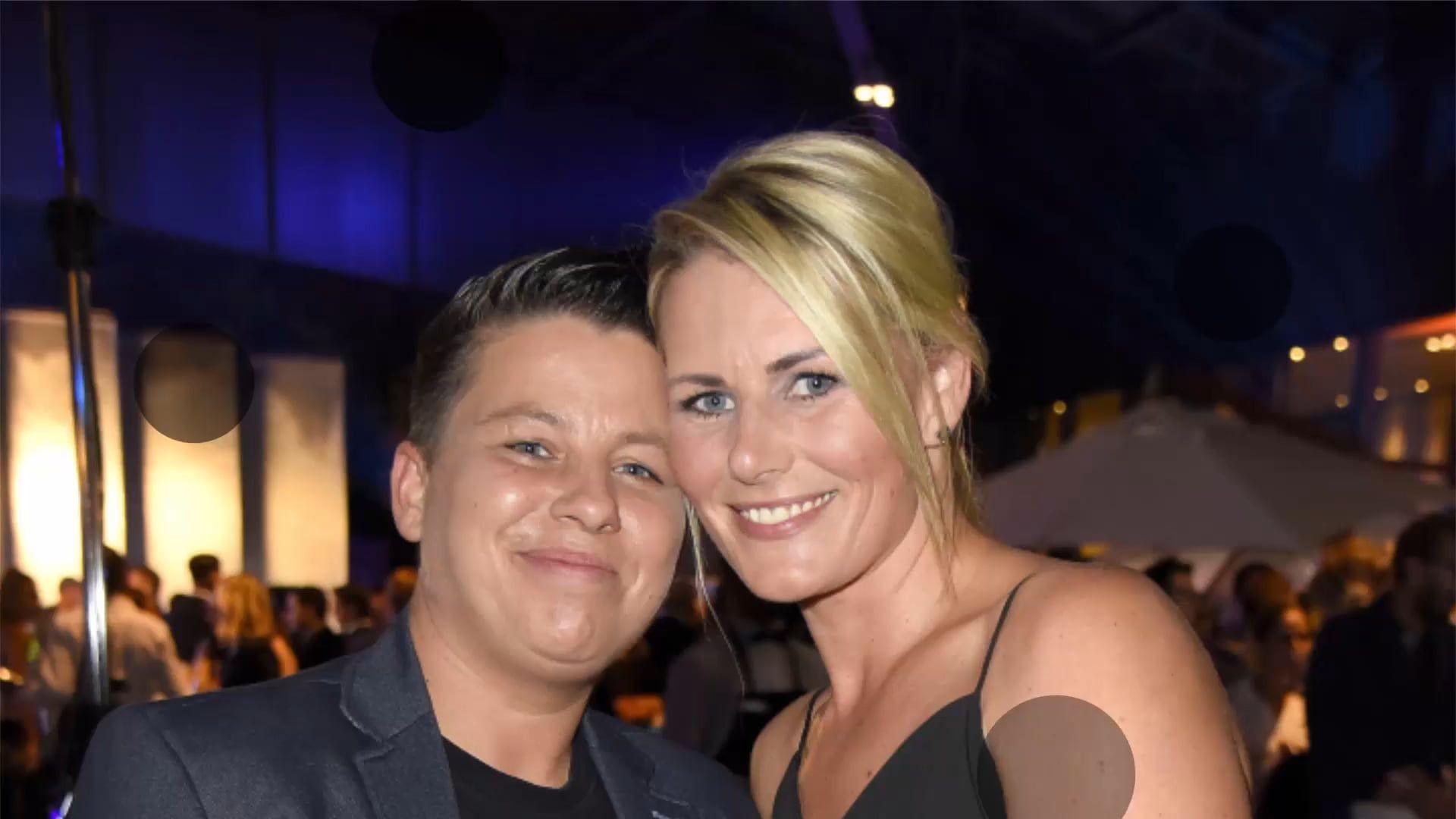 Let's dance | Kerstin Ott: Das ist ihre Frau Karolina Köppen