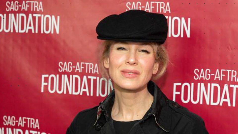 Renée Zellweger: Die Schauspielerin ist fast nicht zu erkennen