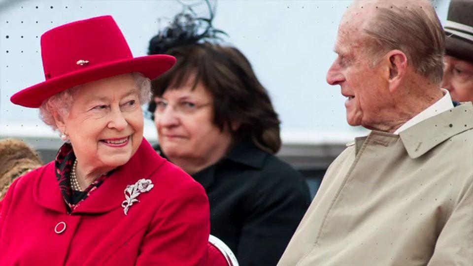 Die wichtigsten Stationen von Königin Elisabeth II.
