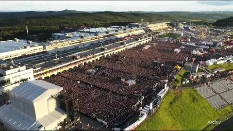 Sieben große Open-Air-Festivals wegen Corona abgesagt