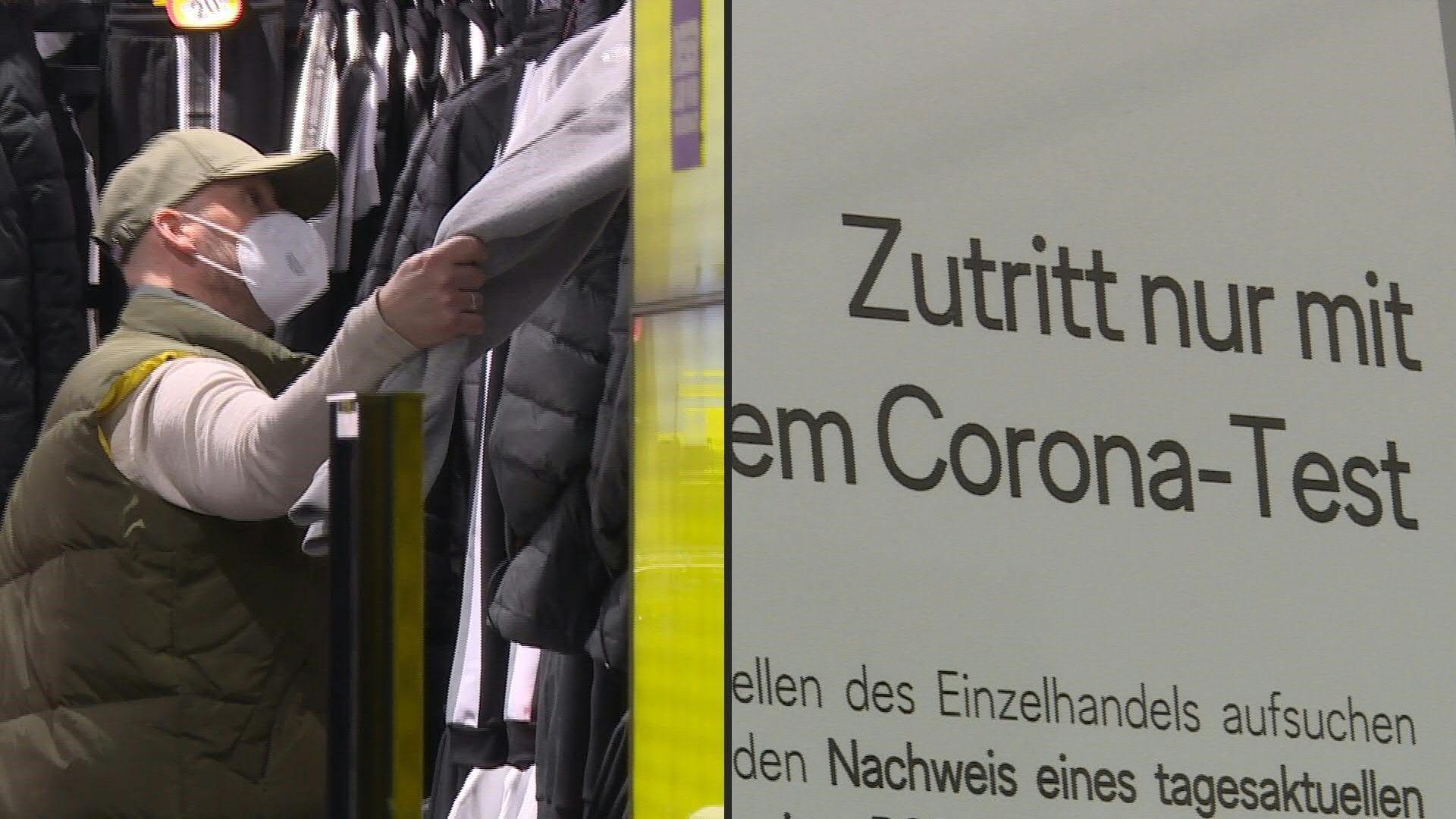 Berlin: Bummeln ja – aber nur mit Test