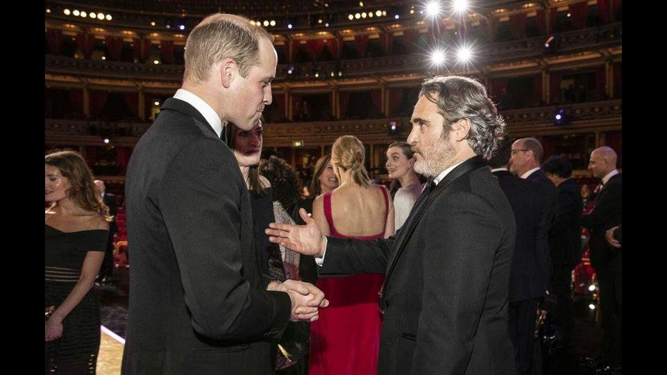 Prinz William ist ein großer Fan von 'Joker'