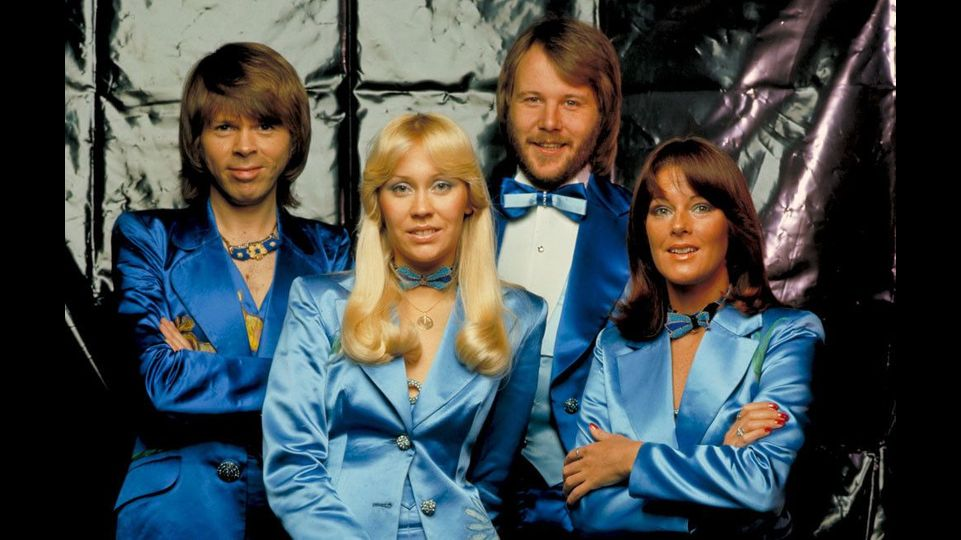 ABBA rule out a biopic while they are still alive