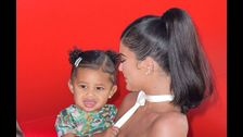 Kylie Jenner reveals Stormi has 'tested and approved' her new line