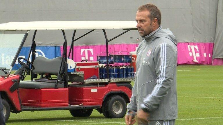 Bayern-Trainer Flick verlängert bis 2023