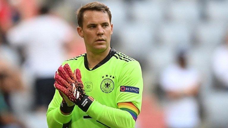 Wegen Regenbogenbinde: UEFA ermittelt gegen Neuer