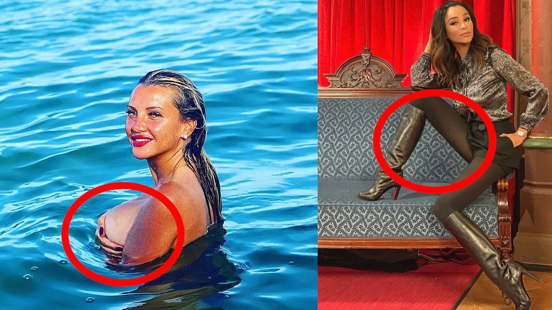 Nach Evelyn Burdecki jetzt auch Verona Pooth – Photoshop-fails