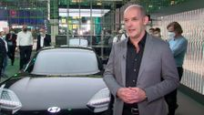 IAA Mobility 2021 in Munich - Interview Michael Cole, Hyundai Motor