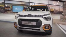 New Citroën C3 Hatchback Reveal in Paris