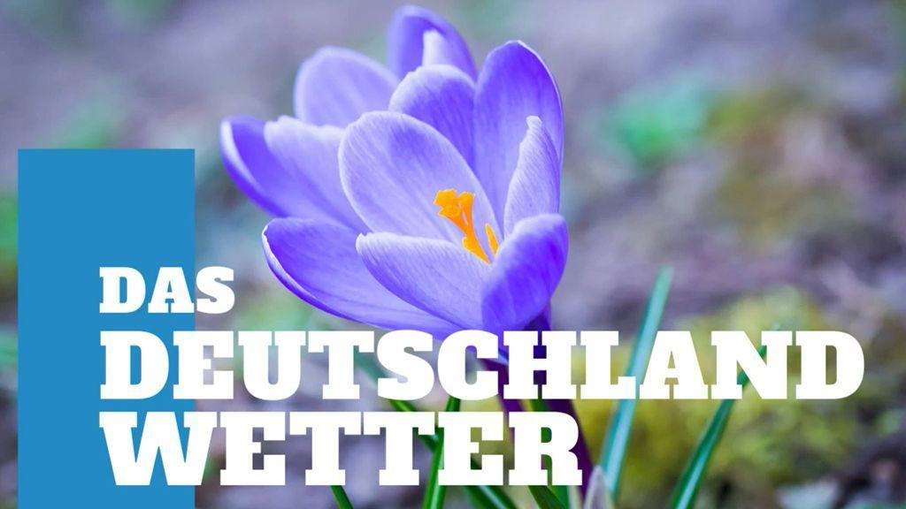 Deutschland-Wetter: 5-Tage-Trend – Meteorologischer Frühlingsanfang