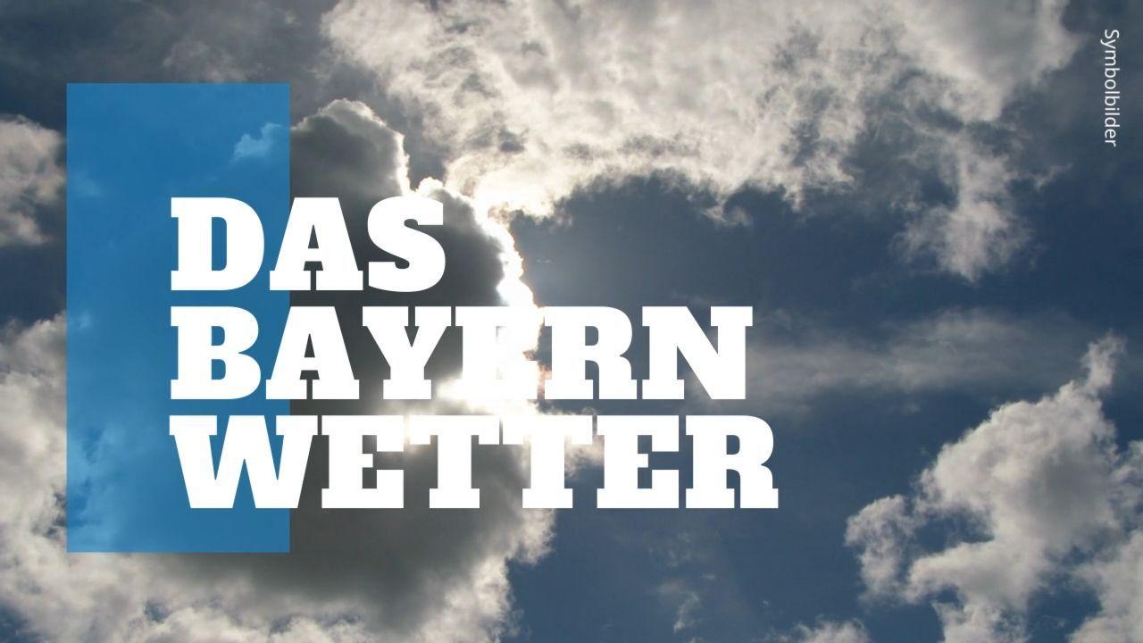 Das Bayern-Wetter: Wolkig mit Aussicht auf Frühling