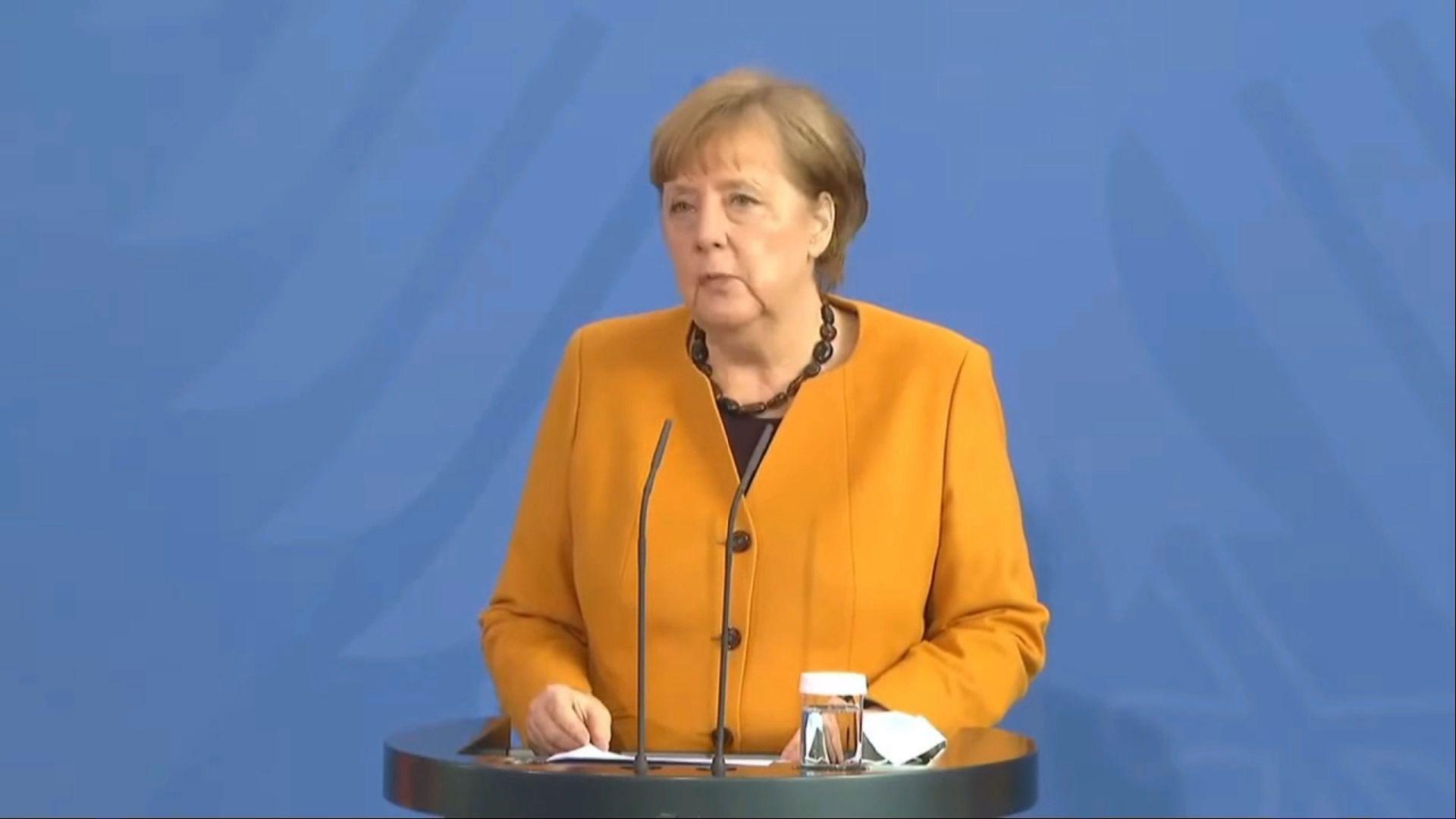 Corona-Wende in Deutschland: Merkel nimmt alle Oster-Beschlüsse zurück