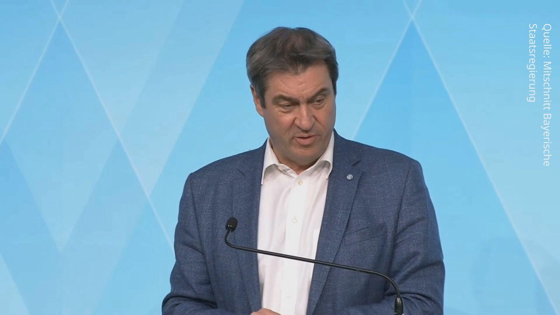 Bayern verschiebt ALLE geplanten Corona-Öffnungen – Zudem Verschärfung für Schulen