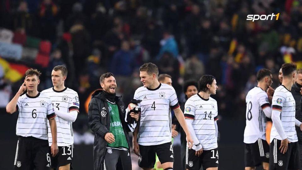 Em Qualifikation So Endete Deutschland Gegen Nordirland