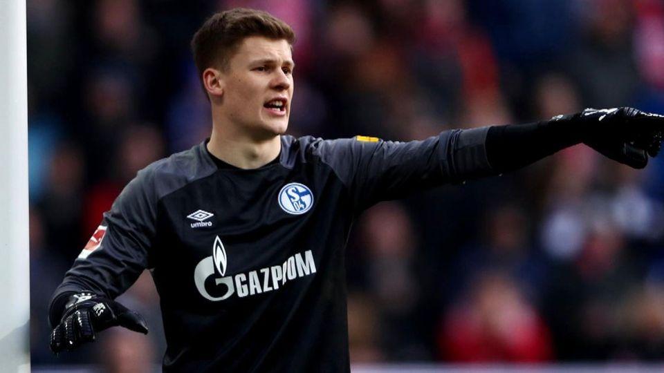 Transfermarkt: Alexander Nübel verlässt Schalke 04 im Sommer