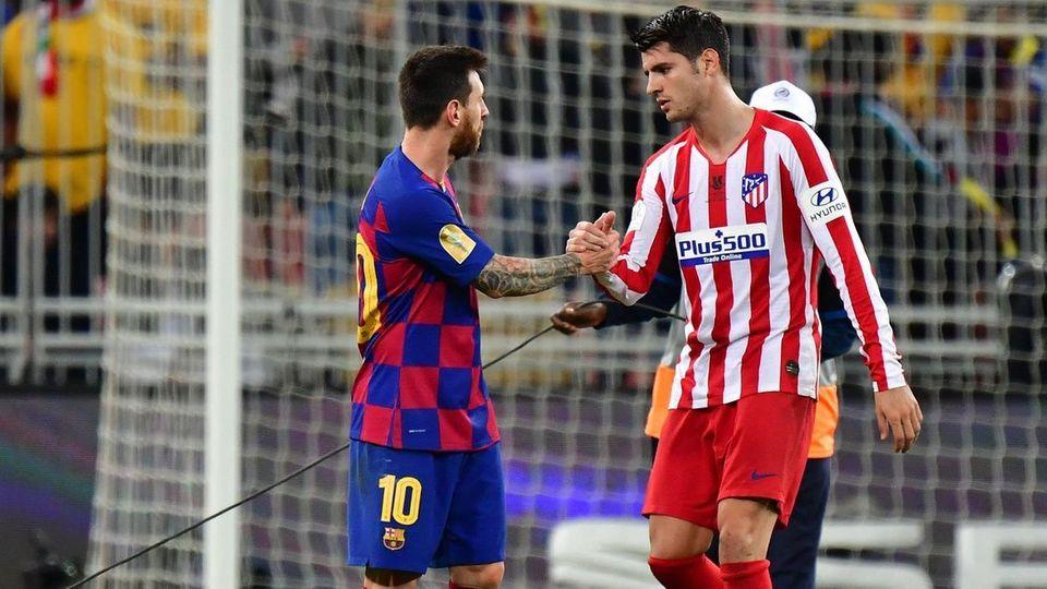 SPORT1 News Digital: Nach Aus im Pokal: Messi kritisiert Mannschaft