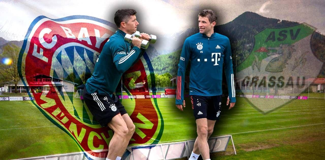 FC Bayern-Newsflash | Lewandowski, Müller, Flick – Was sonst heute noch im Fokus steht