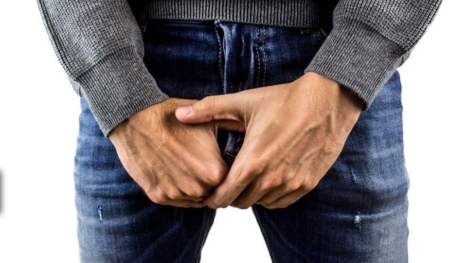 fraude de próstata vergrößerte