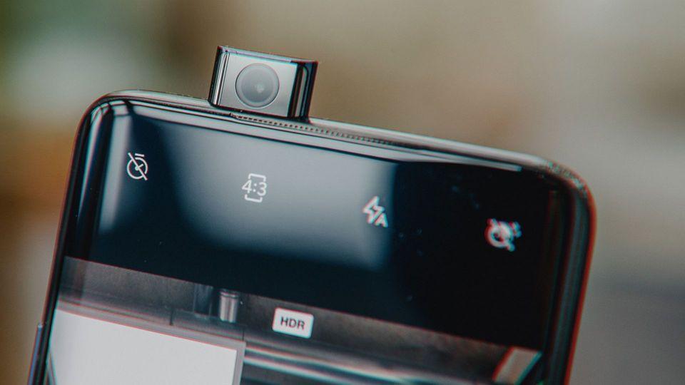Ausfahrbare Kamera und Mega-Display: Das neue OnePlus 7 Pro im Test
