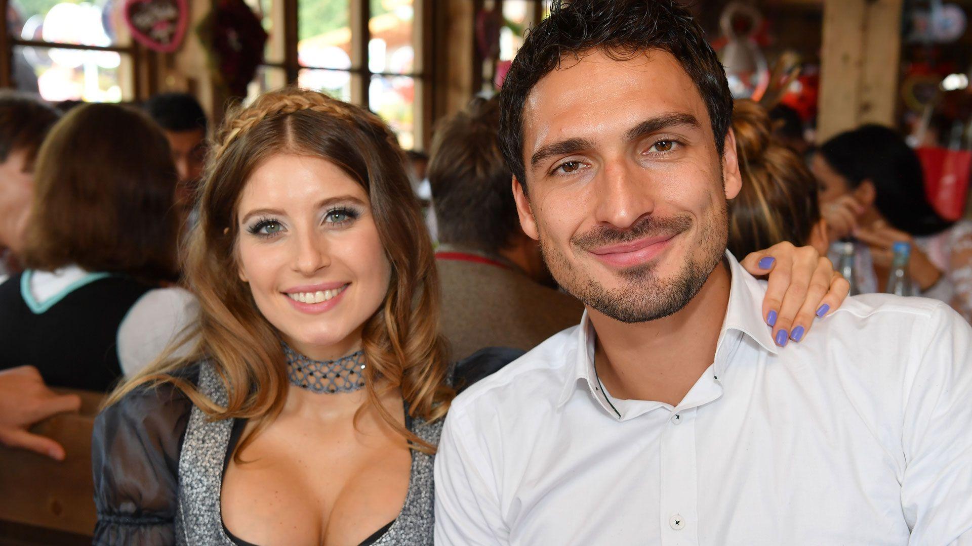 Trotz Trennungsgerüchten: Cathy und Mats Hummels zeigen sich gemeinsam