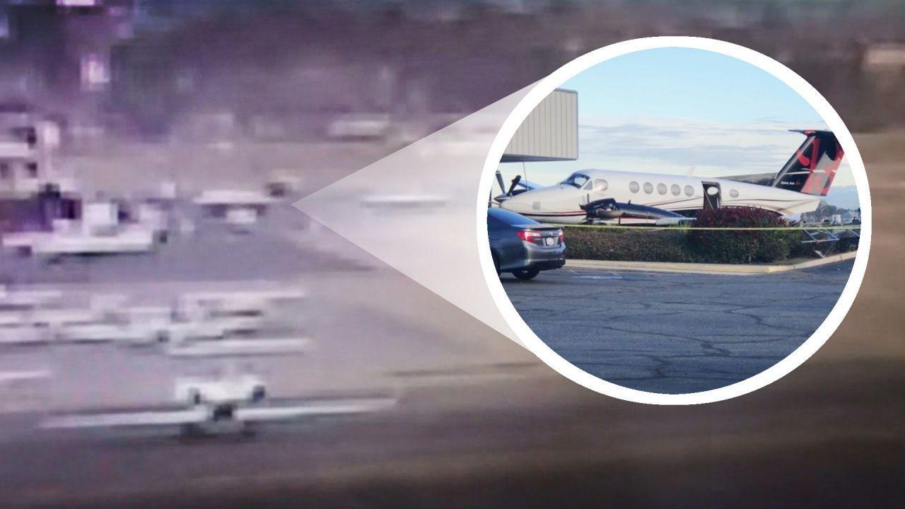 17-Jährige stiehlt Flugzeug und kracht in Zaun