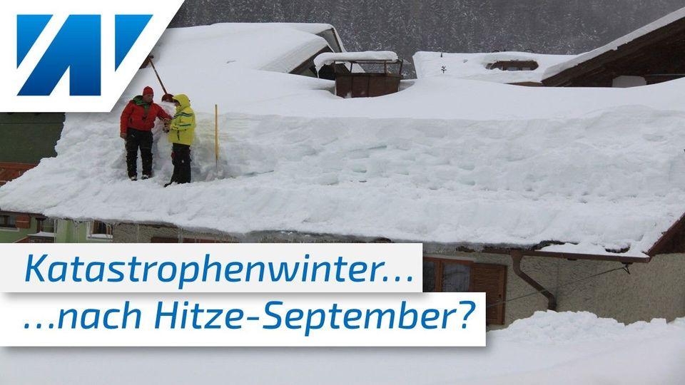 Kommt ein Katastrophenwinter? Extreme Prognose für den Winter 2020/21!
