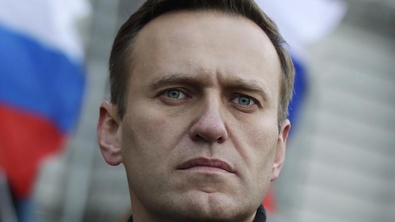 Russischer Oppositionsführer Alexej Nawalny vergiftet?