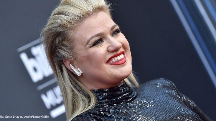 Nach Award-Moderation: Not-OP bei Kelly Clarkson