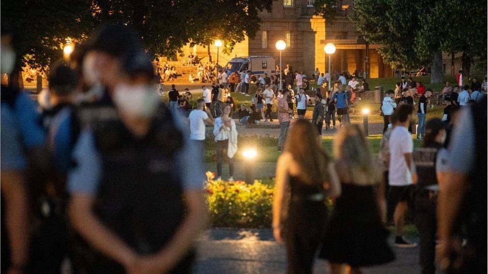 Nach Krawallnacht: Stuttgart plant Videoüberwachung