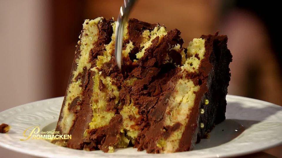 Das große Promibacken: Ross Antonys Bananen-Curry-Kuchen