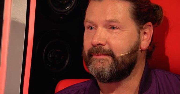 "Emotionaler Moment: Rea Garvey weint zum ersten Mal bei ""The Voice of Germany"""