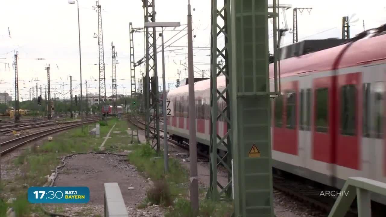 Münchner S-Bahn: Einschränkungen am Wochenende