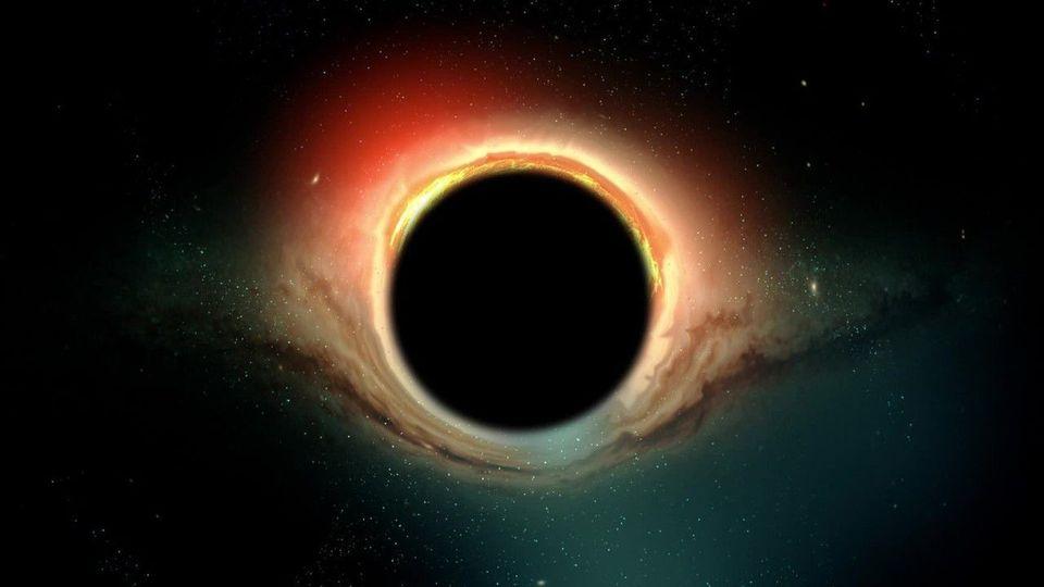Können schwarze Löcher das Universum löschen?