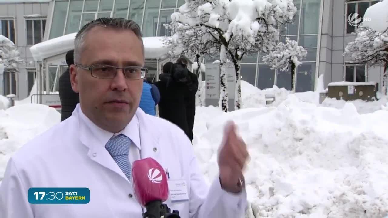 Virus-Mutation in Garmisch: Kommen jetzt Lockdown-Verschärfungen?
