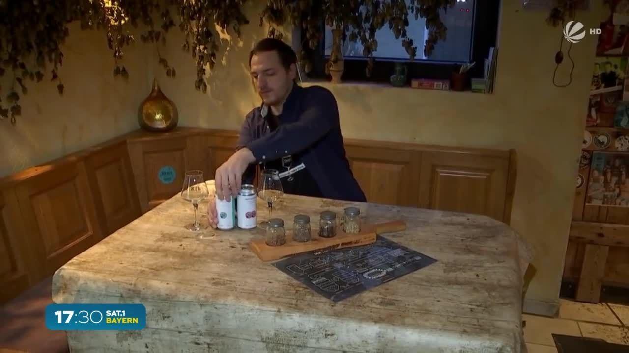 Impfstoff-Bier? Brauerei aus Franken mit Corona-Idee