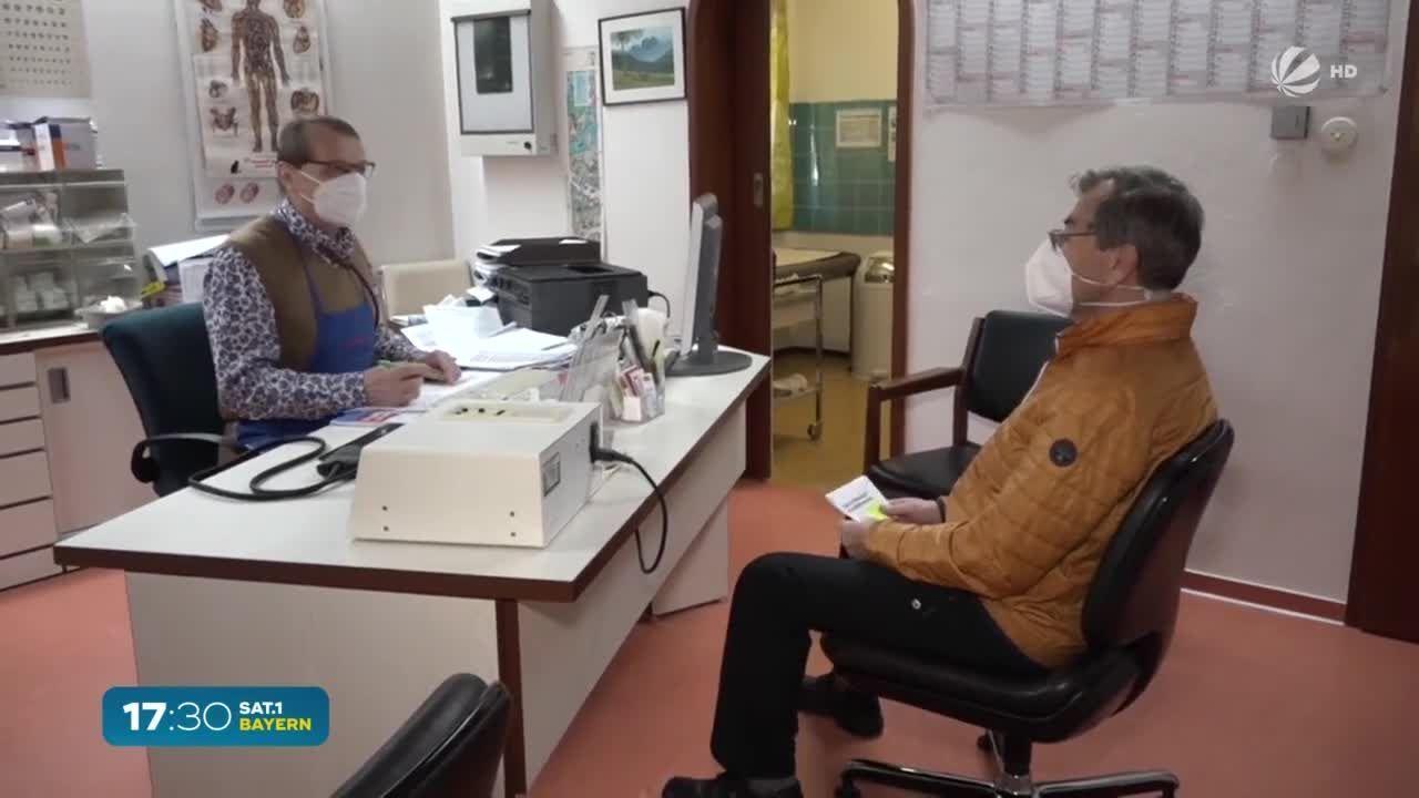 Ärzte in Bayern: Behandlung auch ohne Corona-Test