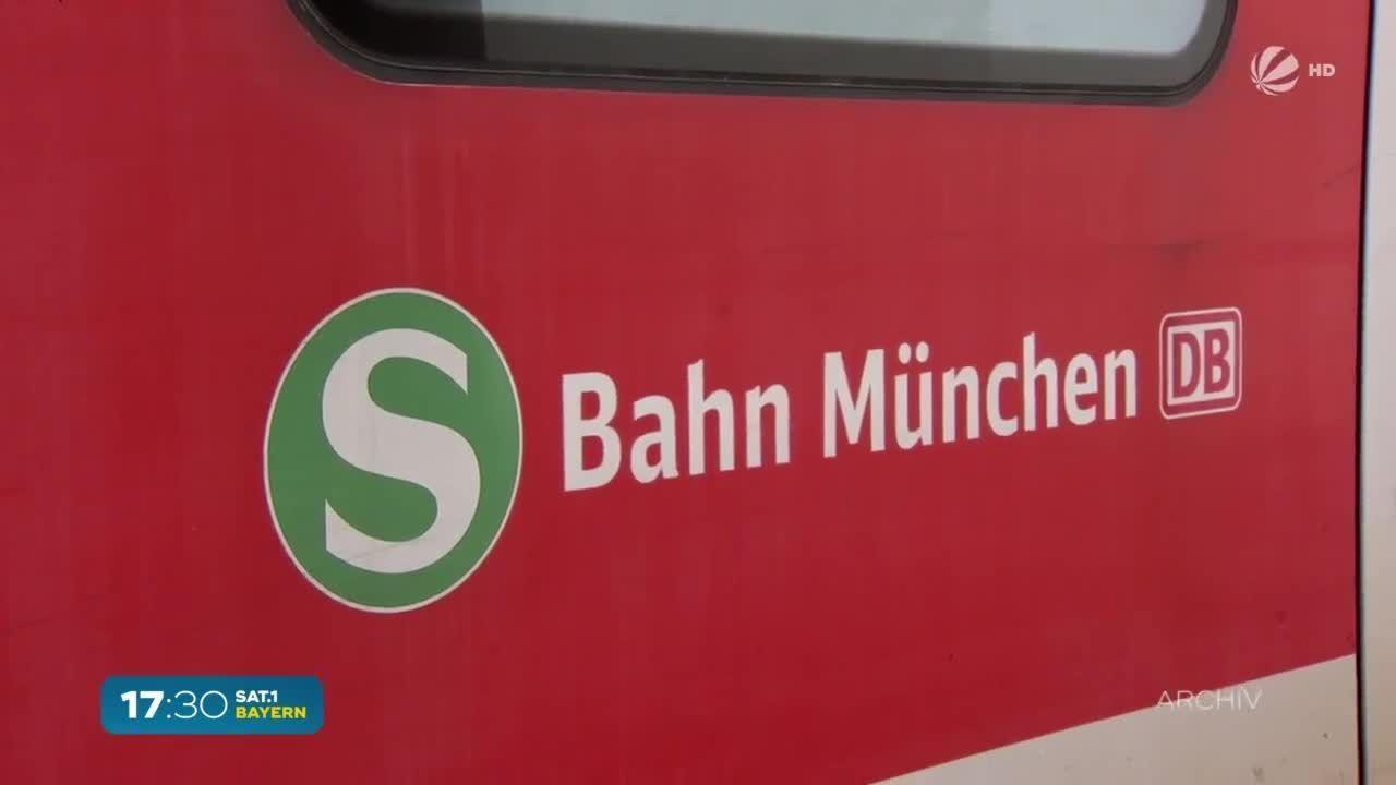 Bahn: Stammstrecken-Sperre in München